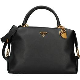 Guess Destiny Charm Strap Handbag - Black