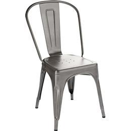 Tolix Chair A Trädgårdsmatstol