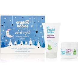 Green People Organic Babies Silent Night Gift Set