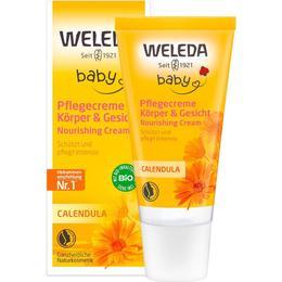 Weleda Calendula Nourishing Baby Cream 30ml