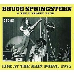 Springsteen Bruce - Live At The Main Point 1975 (2 Cd