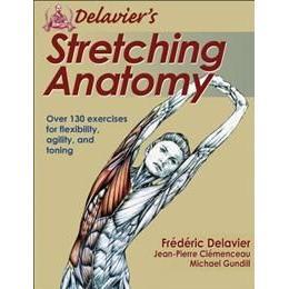 Delavier's Stretching Anatomy (Pocket, 2011)