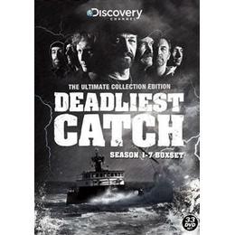 Deadliest catch - Series 1-7 (33-disc)