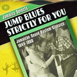 Various Artists - Jump Blues Strictly For You
