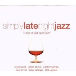 Various - Simply Late Night Jazz