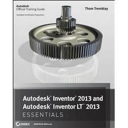 Autodesk Inventor 2013 Essentials (Häftad, 2012)