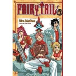Fairy Tail 10 (Pocket, 2012)