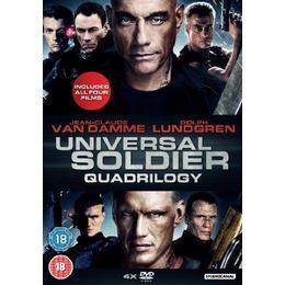 Universal Soldier Quadrilogy (DVD)