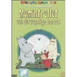 Mumintrollen Det Osynliga Barnet (DVD)