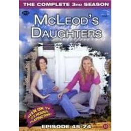 Mcleod's Daughters Säsong 3 (DVD)