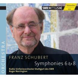Schubert Franz - Symphonies Nos 6 & 8