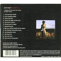 Pink Floyd - Final Cut 2011 Remaster