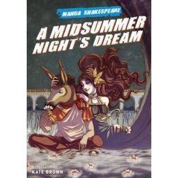Manga shakespeare midsummer nights dream (Pocket, 2008)
