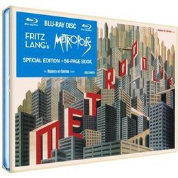 Metropolis (Reconstructed & restored) (Blu-ray)