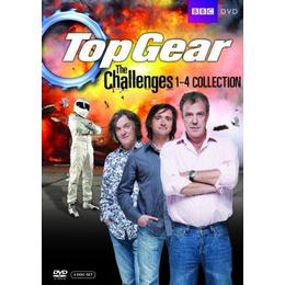 Top Gear - The Challenges 1-4 (DVD)