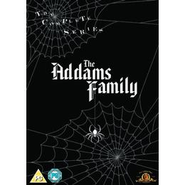 Familjen Addams: Säsong 1-3/ Complete box set (DVD 1965)