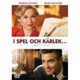 I Spel Och Kärlek (DVD)