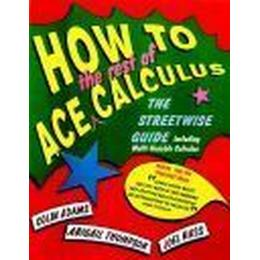 How to Ace Calculus: The Streetwise Guide (Häftad, 1998)