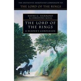"""""""Lord of the Rings"""": a Reader's Companion (Häftad, 2008)"""