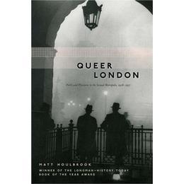 Queer London (Häftad, 2006)