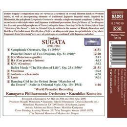 Sugata - Symphonic Overture