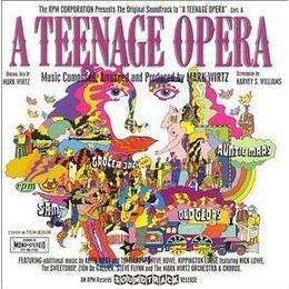Various Artists - A Teenage Opera: Original Soundtrack Recording