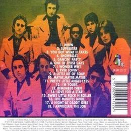 Showaddywaddy - Arista Singles Vol 1