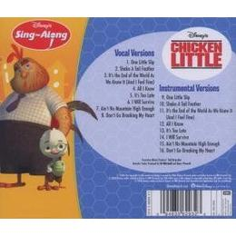 Various - Disneys Sing A Long Chicken Little