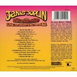 Joplin Janis - Live At Winterland 68