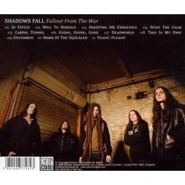 Shadows Fall - Fallout From The War