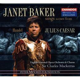 Julius Caesar (Mackerras, Enoo and Chorus, Baker)