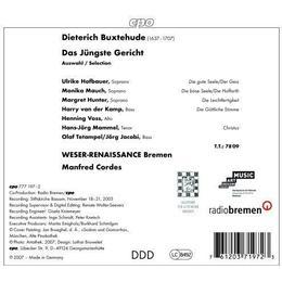 Buxtehude - Jüngste Gericht