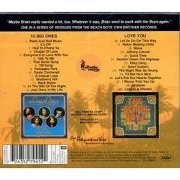 Beach Boys - 15 Big Ones/beach Boys Love You