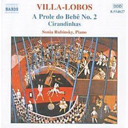 Villa Lobos - Pianoverk Vol 2