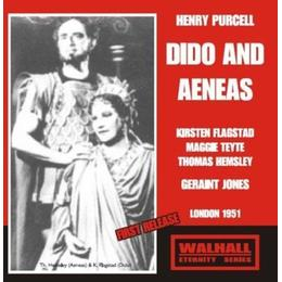 Purcell - Dido and Aeneas (Jones, London 1951)