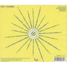 Various Artists - Paz E Futebol