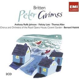 Britten - Peter Grimes