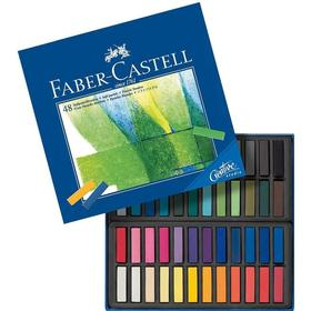 Faber-Castell Torrpastell Critter Color 48-pack