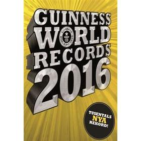Guinness World Records 2016 (Kartonnage, 2015)