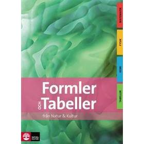 Formler och Tabeller, andra upplagan (Häftad, 2012)