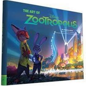 Art of zootropolis (Inbunden, 2016)