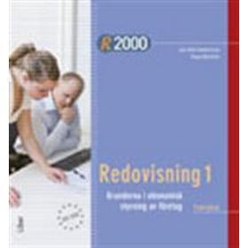 R2000 Redovisning 1 Faktabok (Häftad, 2013)