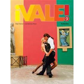¡Vale! 9 Textboken inkl. ljudfiler och elevwebb (Häftad, 2006)