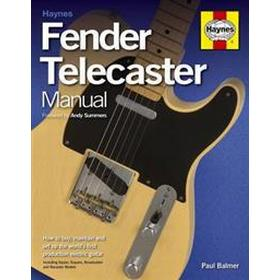 Fender Telecaster Manual (Häftad, 2015)