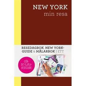 New York - min resa: Resedagbok (Häftad, 2016)