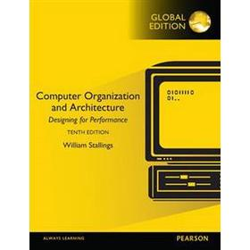 Computer Organization and Architecture, Global Edition (Övrigt format, 2015)