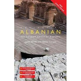 Colloquial Albanian: The Complete Course for Beginners (Häftad, 2015)