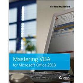 Mastering VBA for Microsoft Office 2013 (Häftad, 2013)