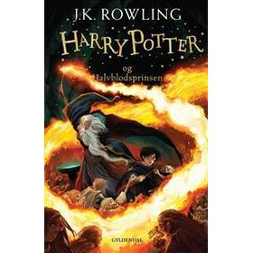Harry Potter og halvblodsprinsen (Inbunden, 2015)