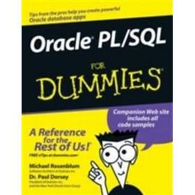 Oracle PL/SQL for Dummies (Häftad, 2006)